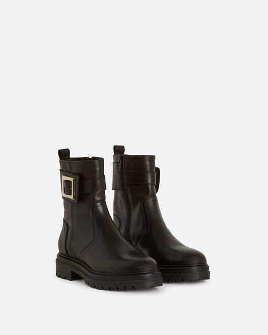 Boots - Argya, NOIR