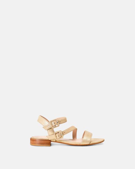 Sandale - Myrla, PLATINE