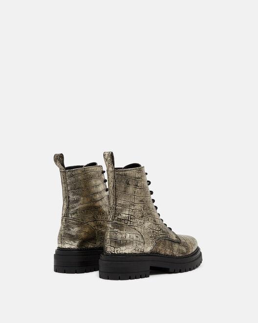 Boots - Adelphya, BRONZE