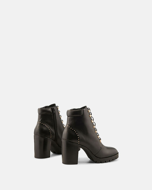 Boots - Paquita, NOIR