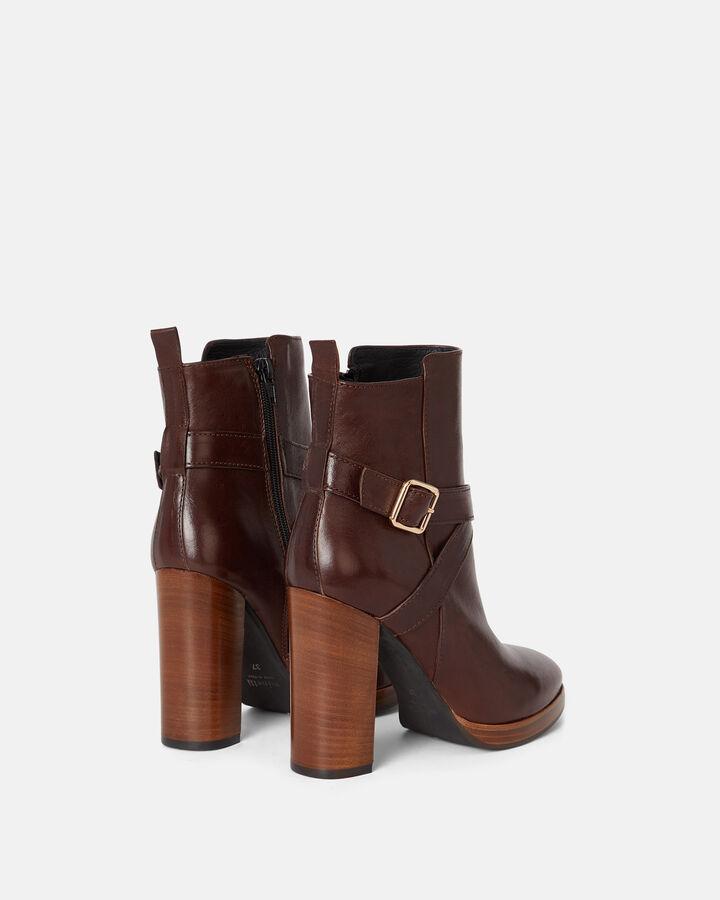 Boots - Tylane, CHOCOLAT