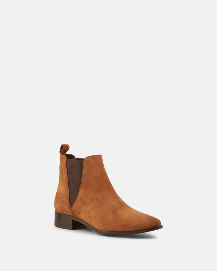 Boots - Rikia, CUIR