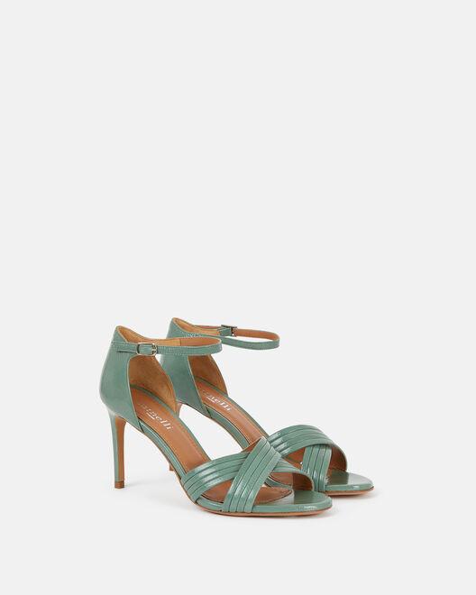 Sandale à talon - Cylene, JADE