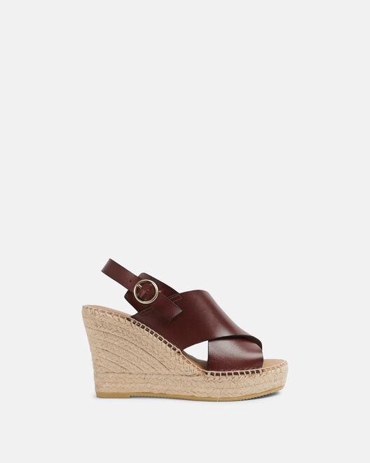 34c31be51e59c5 Chaussures compensées femme et sandales compensées - Minelli