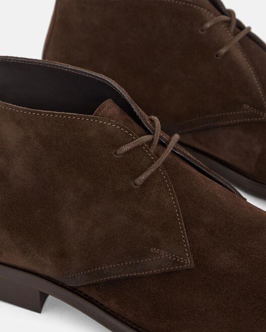 Boots - Eddine, CHOCOLAT