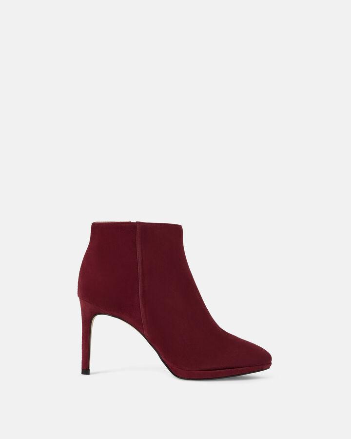 Boots - Saveria, GRENAT