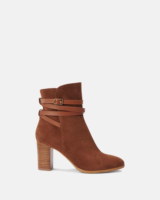 af9b35d0af2c85 Boots Femme – Bottines, Boots femme cuir – boots Chelsea Minelli
