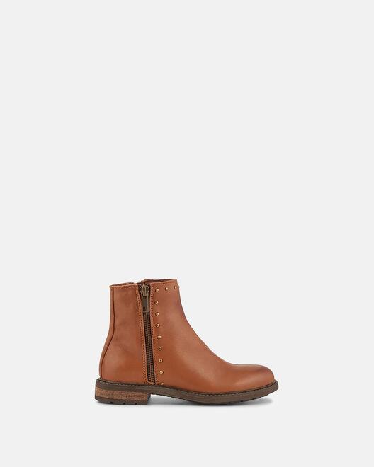 Boots - Habby, COGNAC