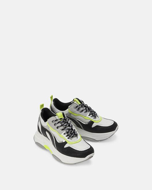 Sneaker - Bayale, NOIR JAUNE