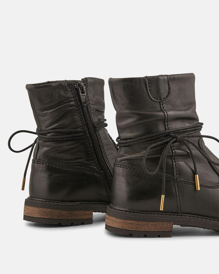 Boots - Halama, NOIR