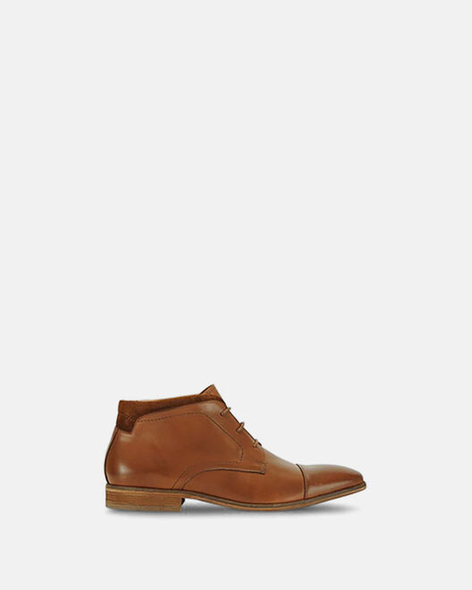 Boots - Dervis, COGNAC