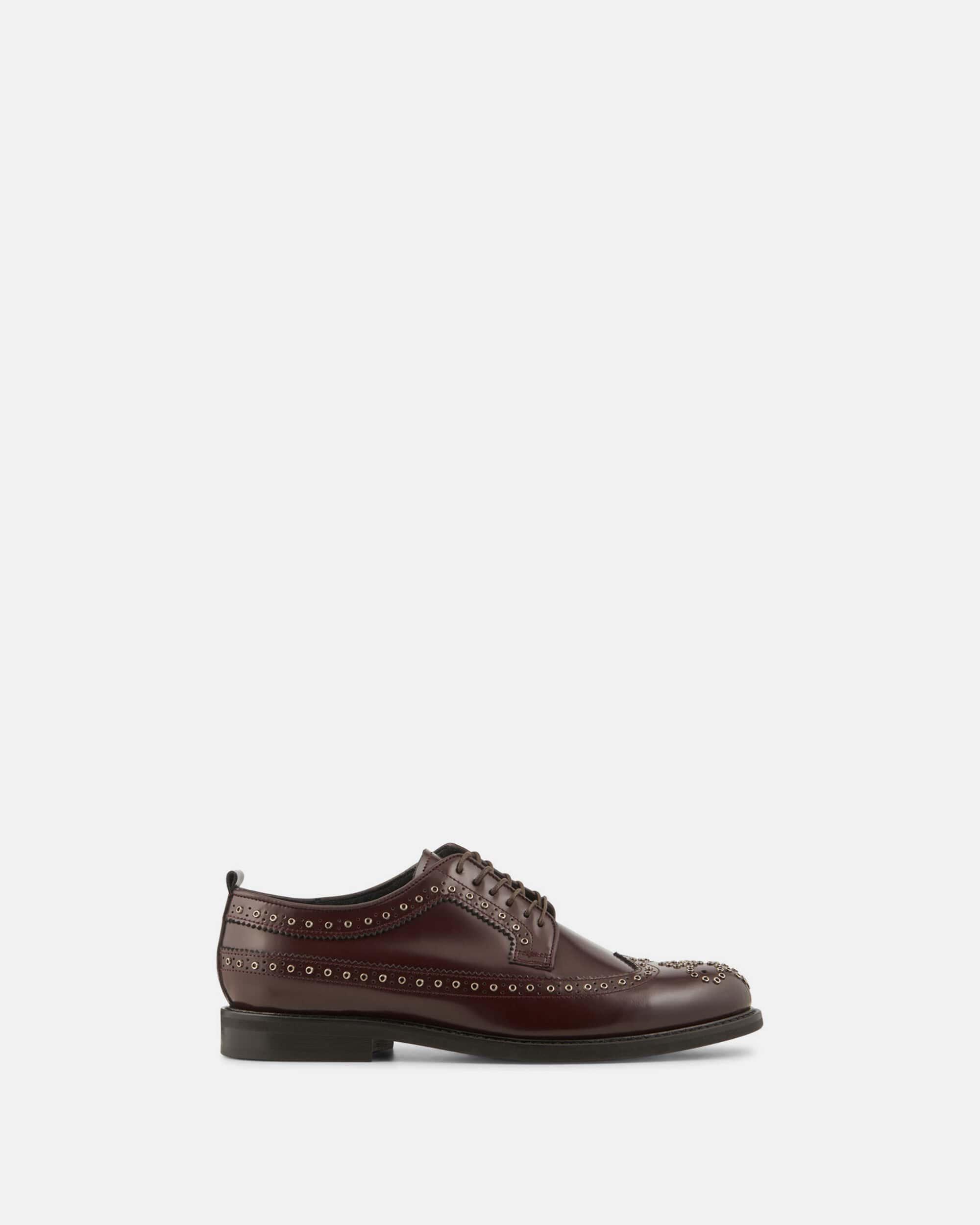 Chaussures à lacets : Outlet Pas Cher Minelli Femme Noir
