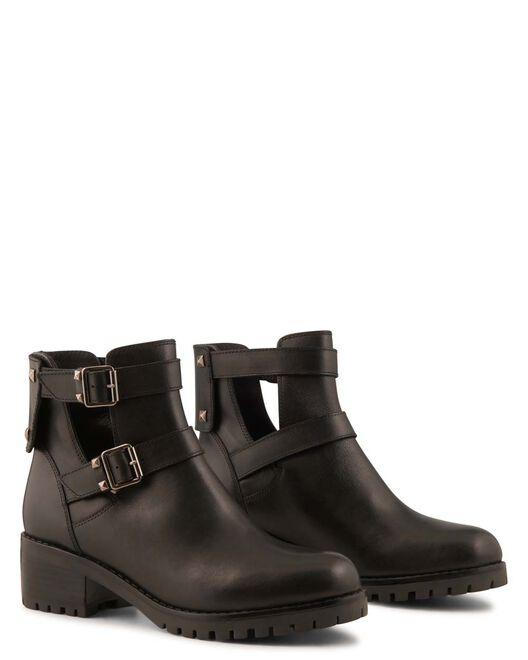 Boots - Dalia, NOIR