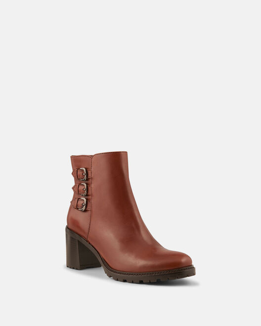 Boots - Palmire, CUIR