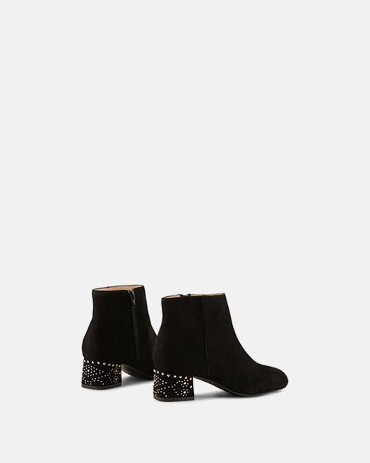 Boots - Rudia, NOIR