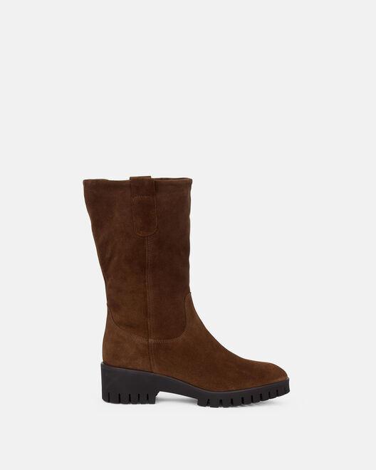Boots - Diala, CUIR