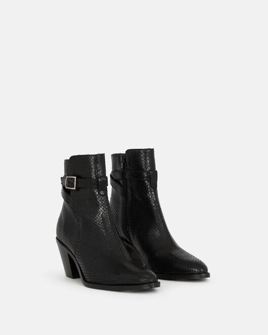 Boots - Thalya, NOIR