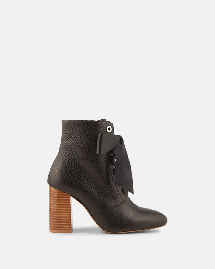 Boots - Pouppy, NOIR