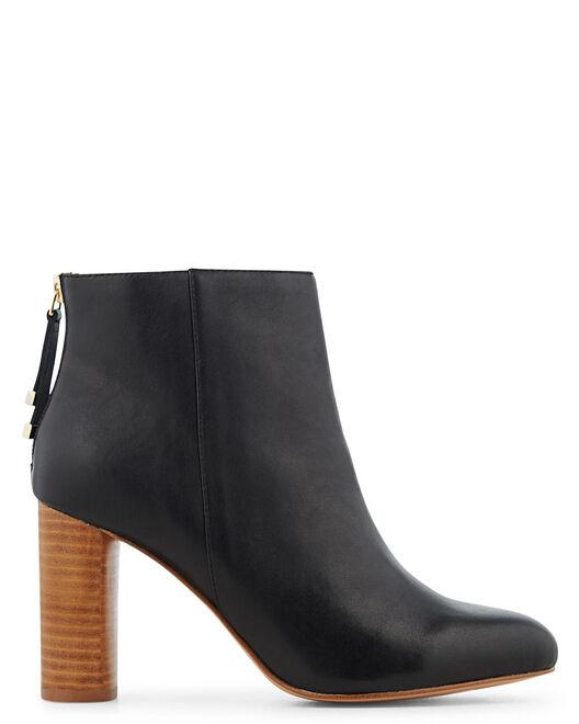 Boots - Gia, NOIR