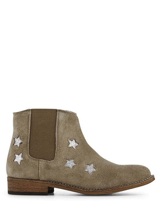 Boots - Canberra, TAUPE