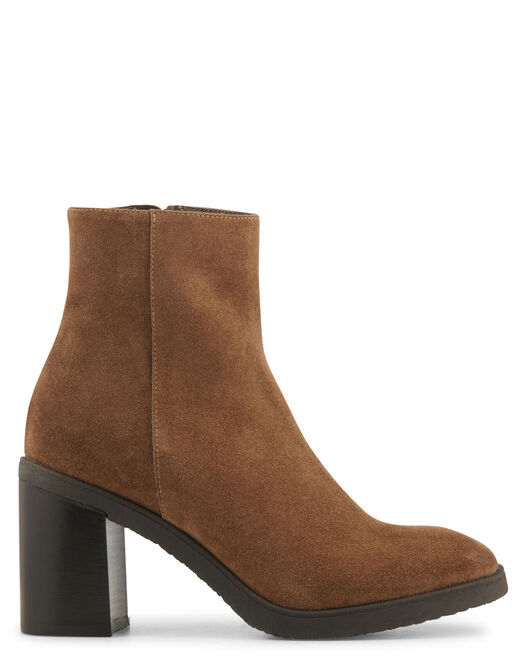 Boots - Pallasa, TAUPE