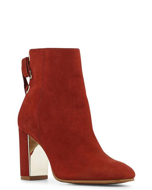 Boots - Gabrielle, BRIQUE