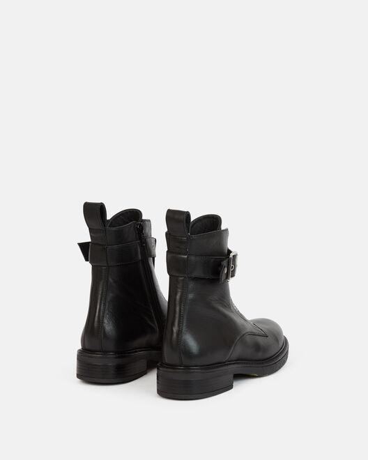 Boots - Saida, NOIR