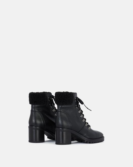 Boots - Tesnim, NOIR