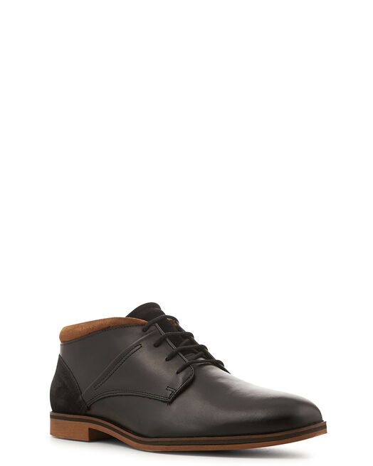Boots - Nuno, NOIR COGNAC