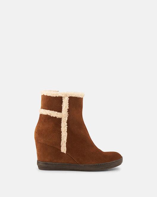 Boots - Aanor, CUIR