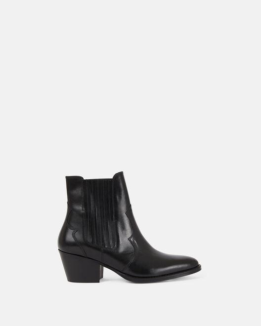 Boots - Vivya, NOIR