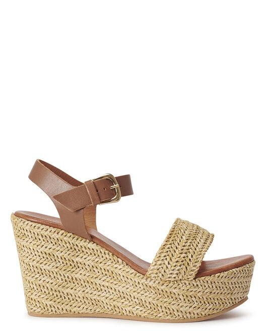 3d1c73e5f648a1 Chaussures compensées femme et sandales compensées - Minelli