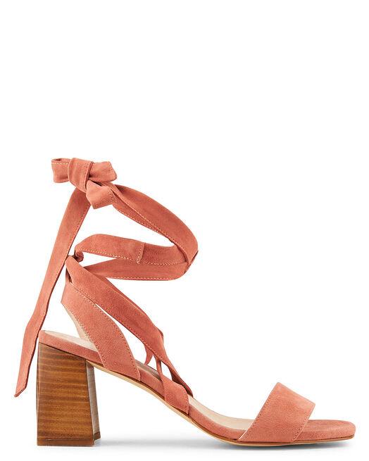 Sandale à talon - Benny, VIEUX ROSE