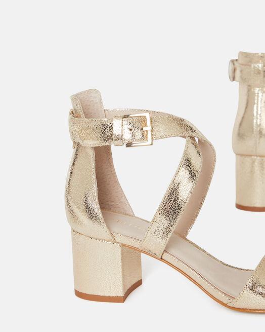 Sandale - Barbro, PLATINE
