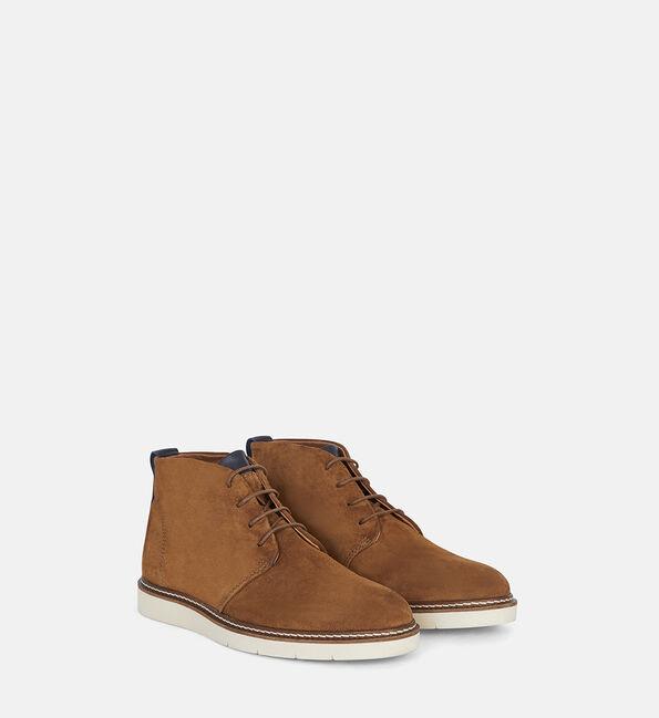 Boots - Fluvio, COGNAC