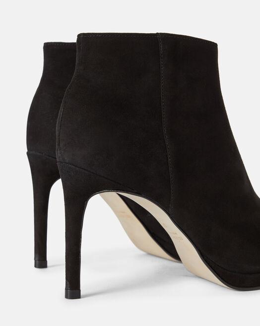 Boots - Saveria, NOIR