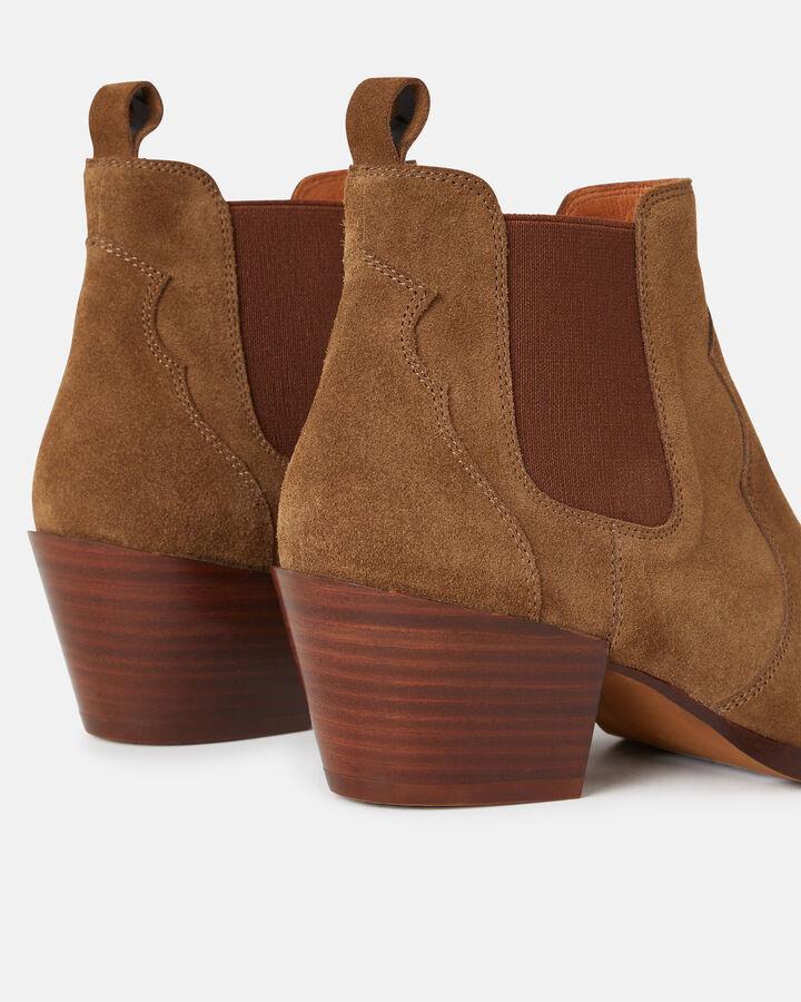 Boots - Tinaig, TAUPE
