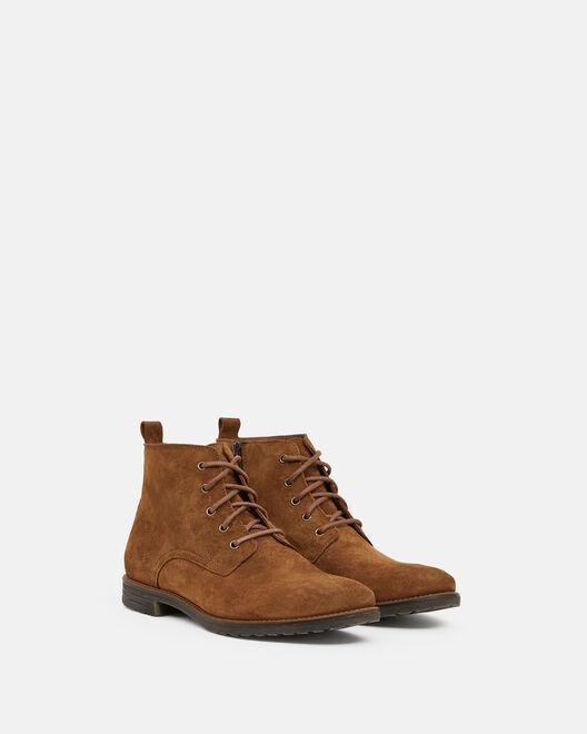 Boots - Sohayb, COGNAC