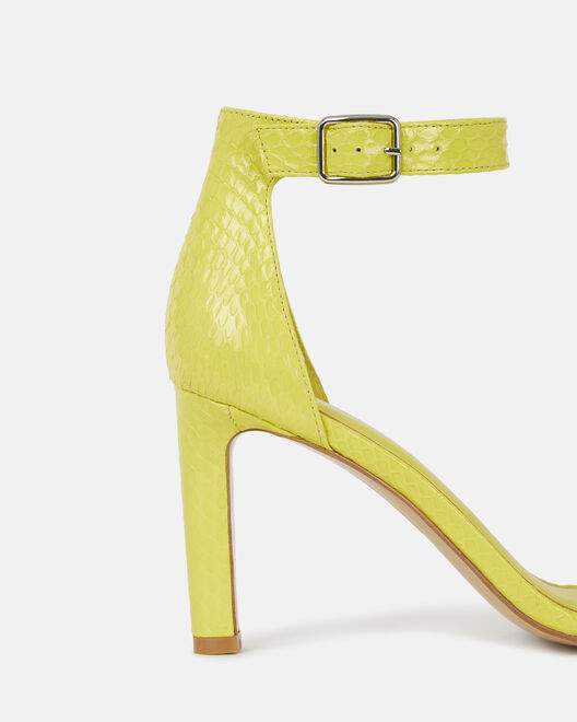 Sandale à talon - Celinda, LIME
