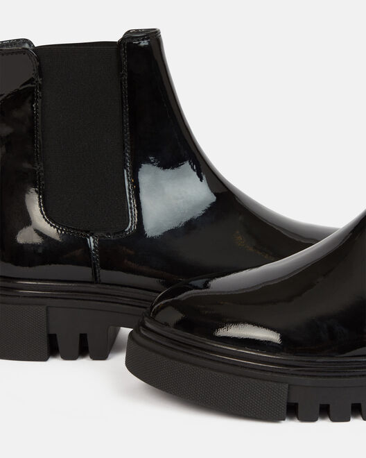 Boots - Saina, NOIR