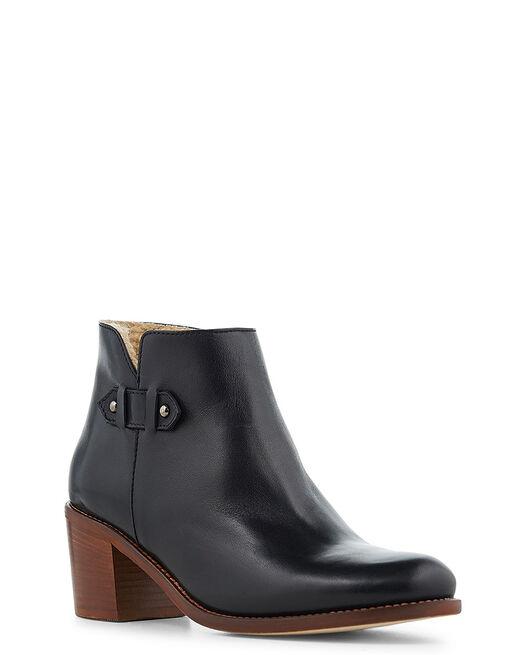 Boots - Gina, NOIR