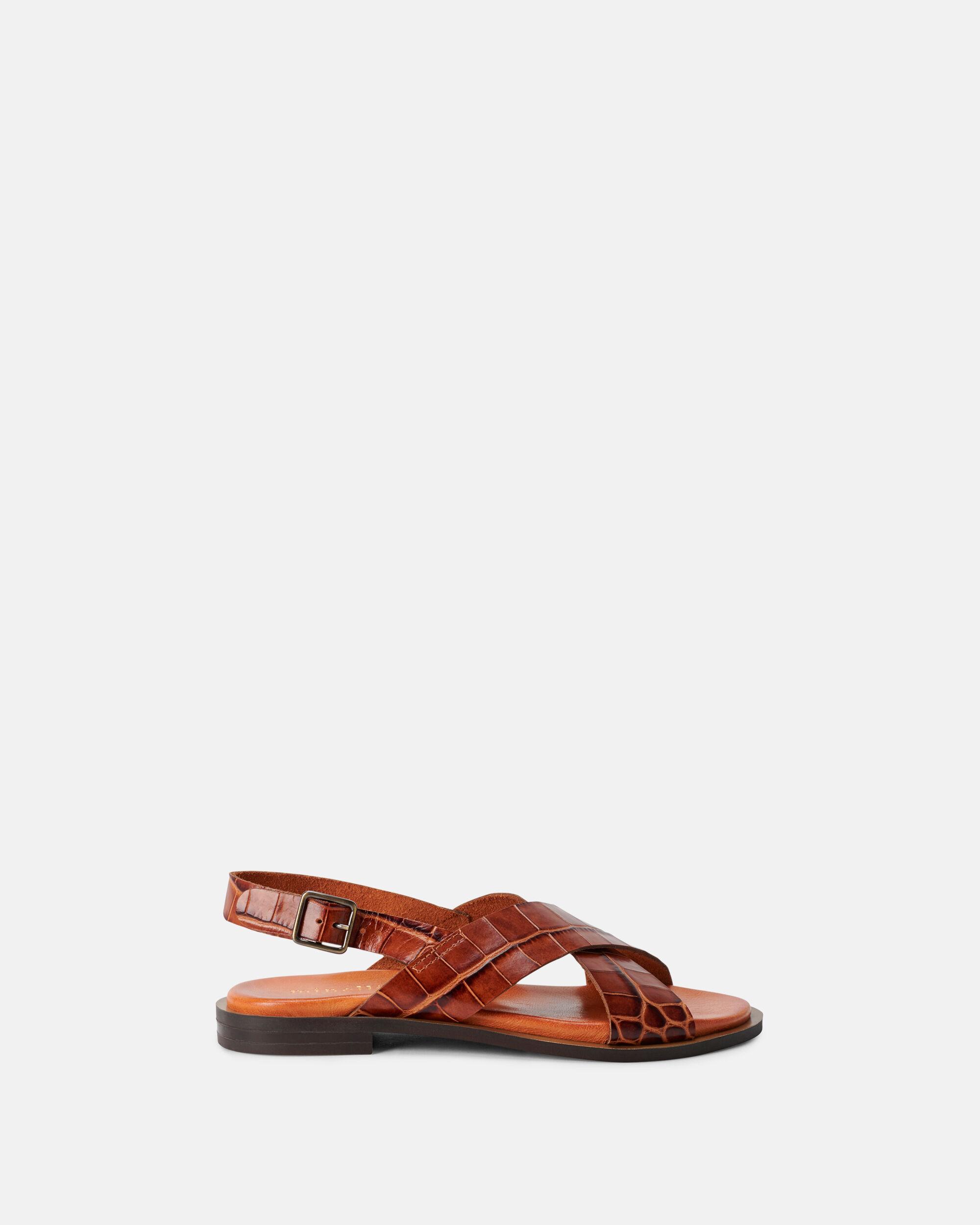 Sandale plate , Marikko