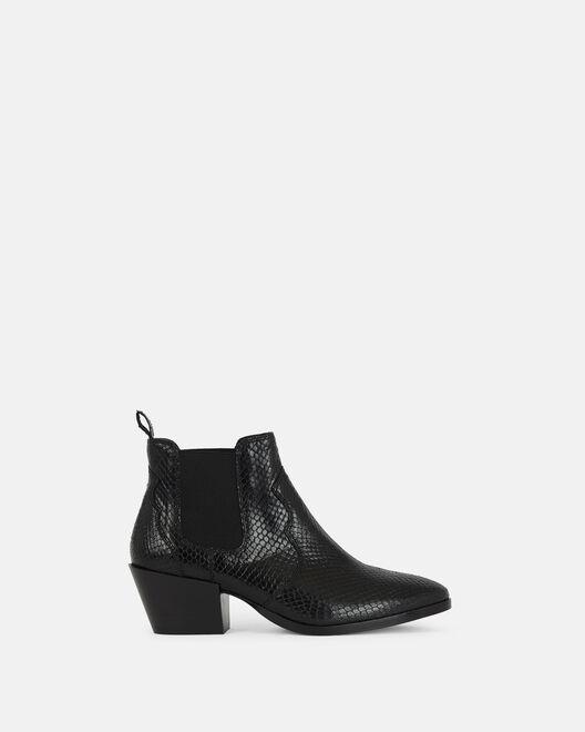Boots - Vallery, NOIR
