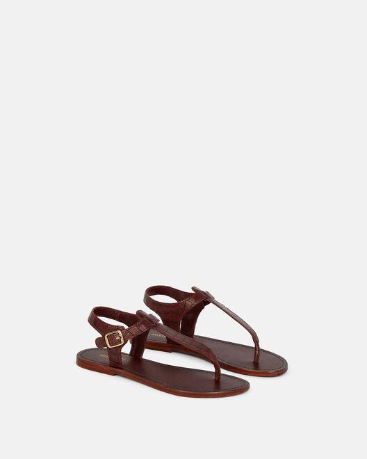 Sandale - Najoy, GRENAT
