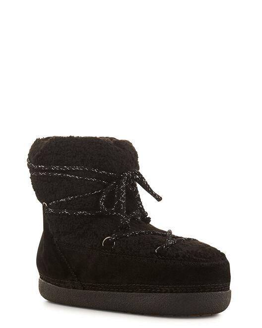 Boots - Ylona, NOIR