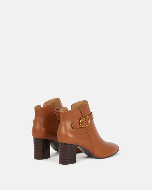 Boots - Tahyana, CUIR