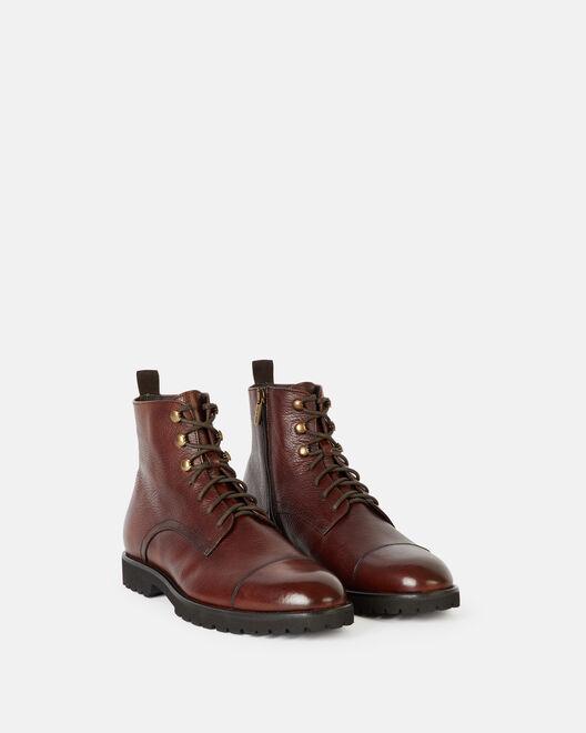 Boots - Italo, COGNAC