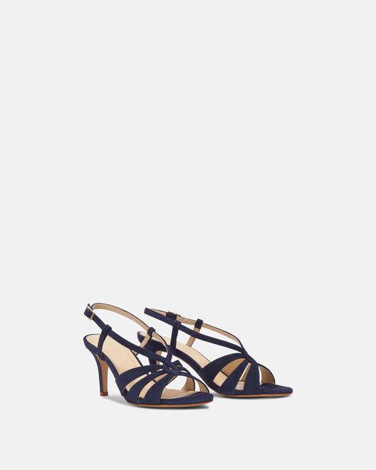 Sandale à talon - Camylle, MARINE