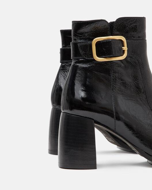 Boot à talon - Leolyne, NOIR