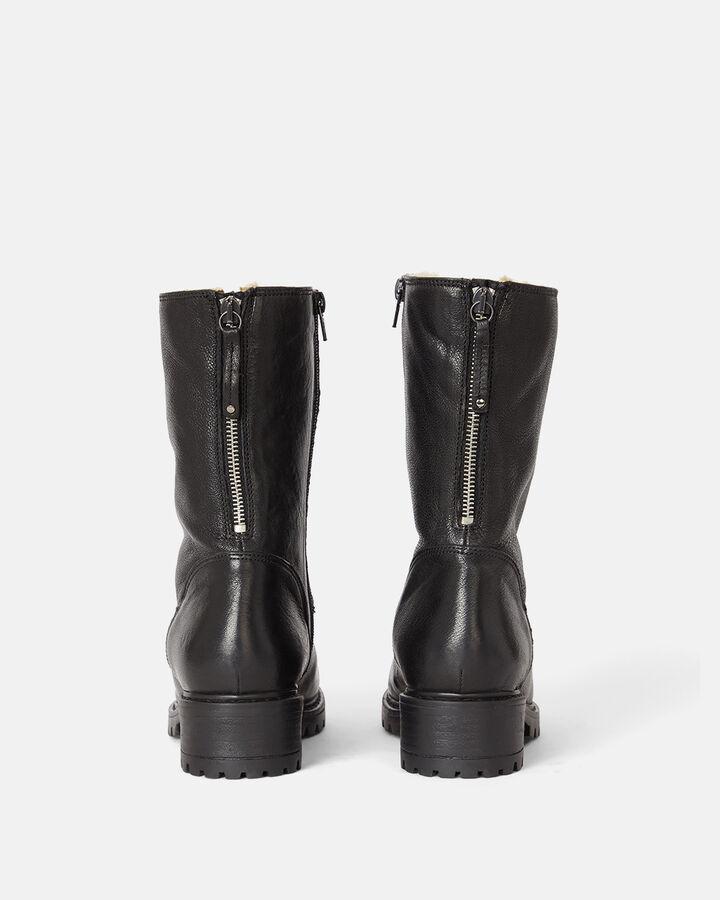 Boots - Bruneta, NOIR
